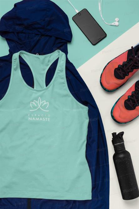 Logo para Espacio Namaste