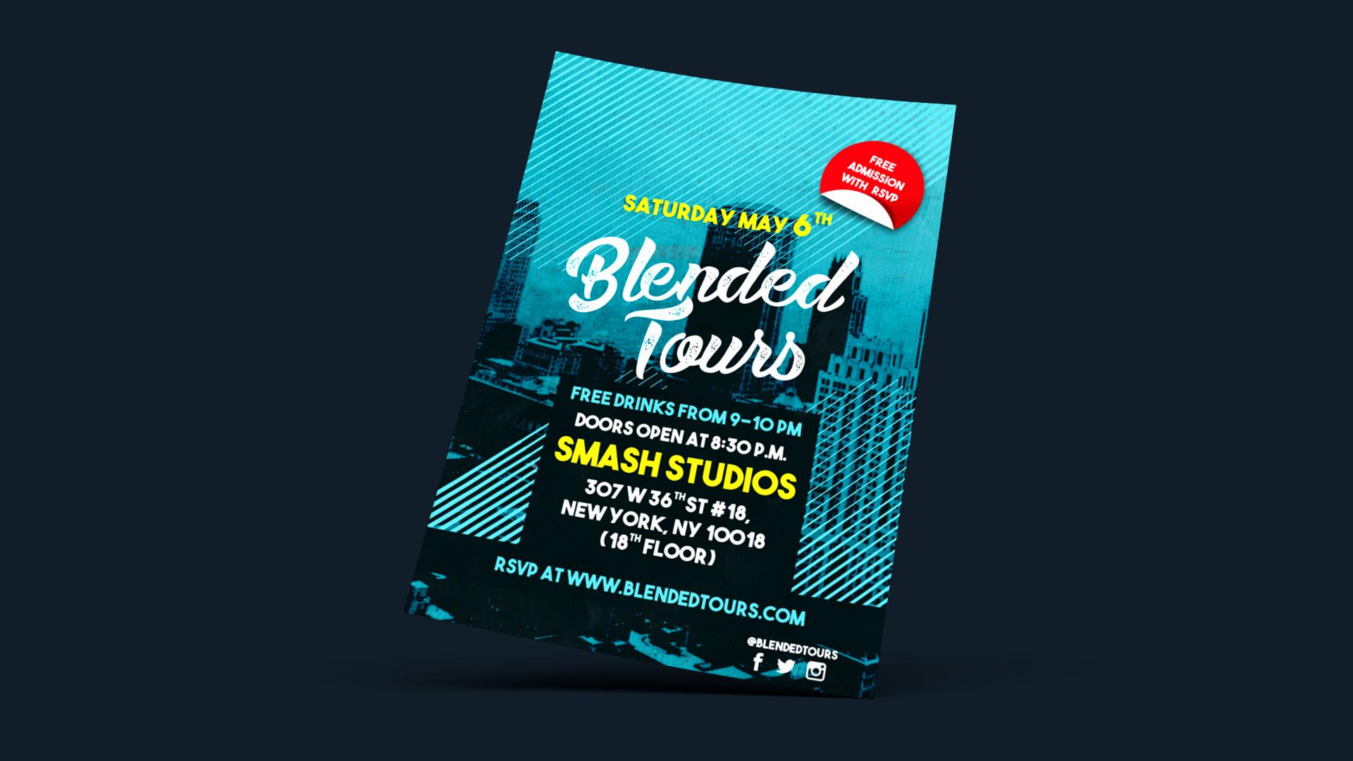 Blended Tours