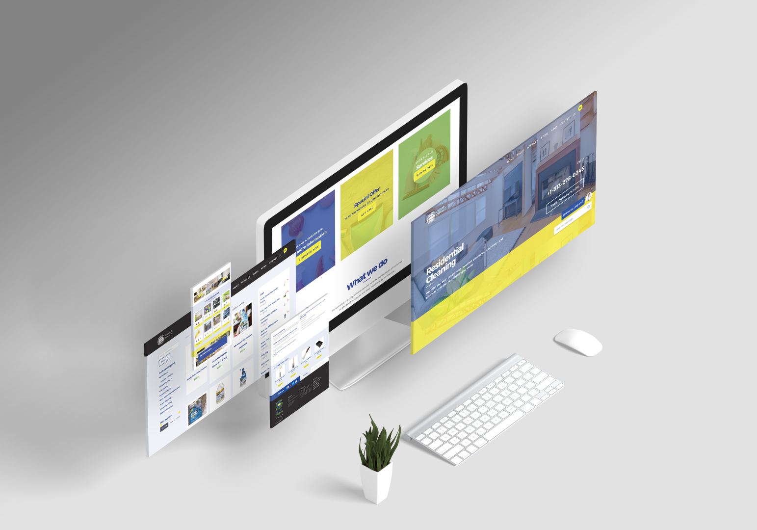 Tienda online Castell Global Services