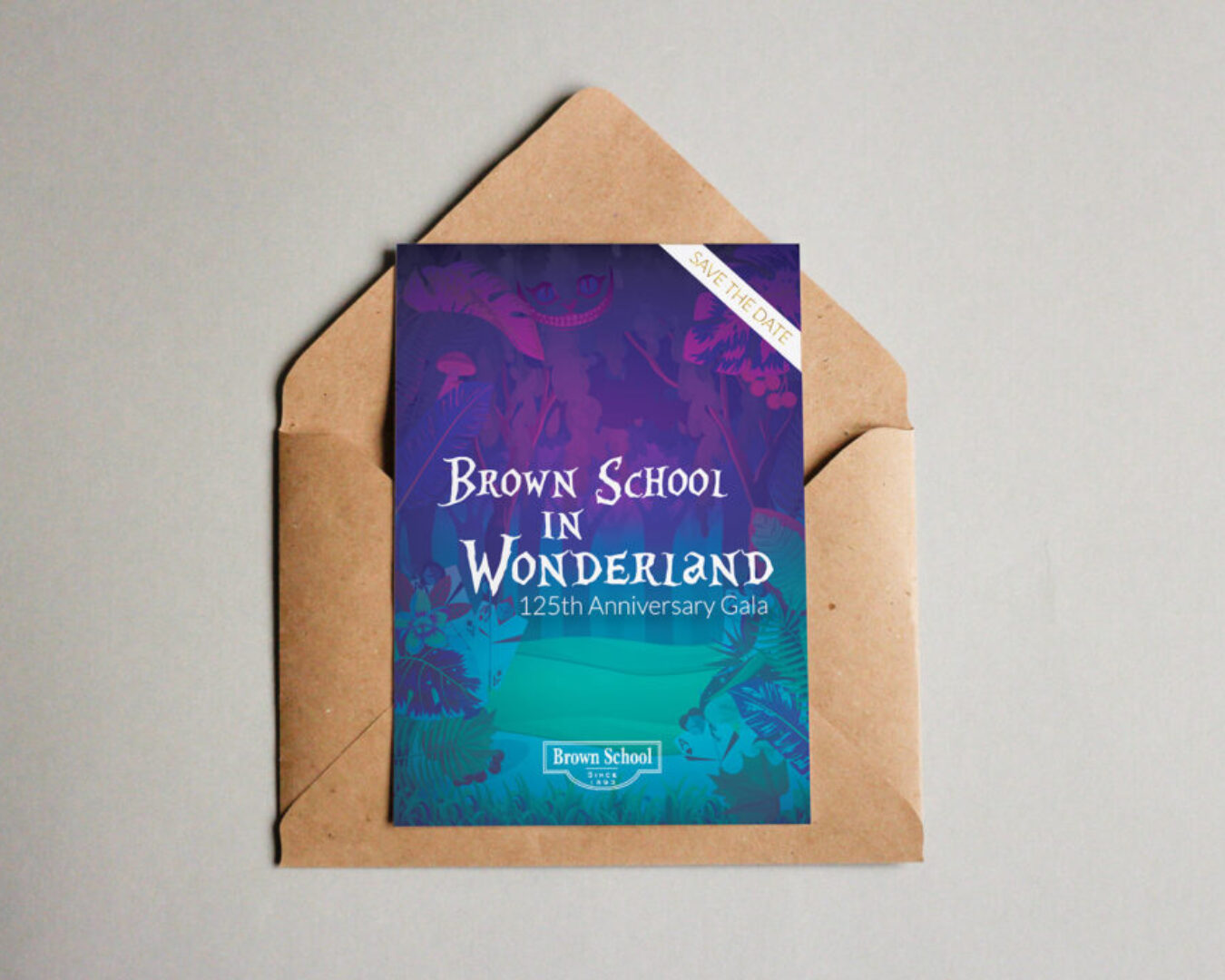 Brown School in Wonderland 125Th