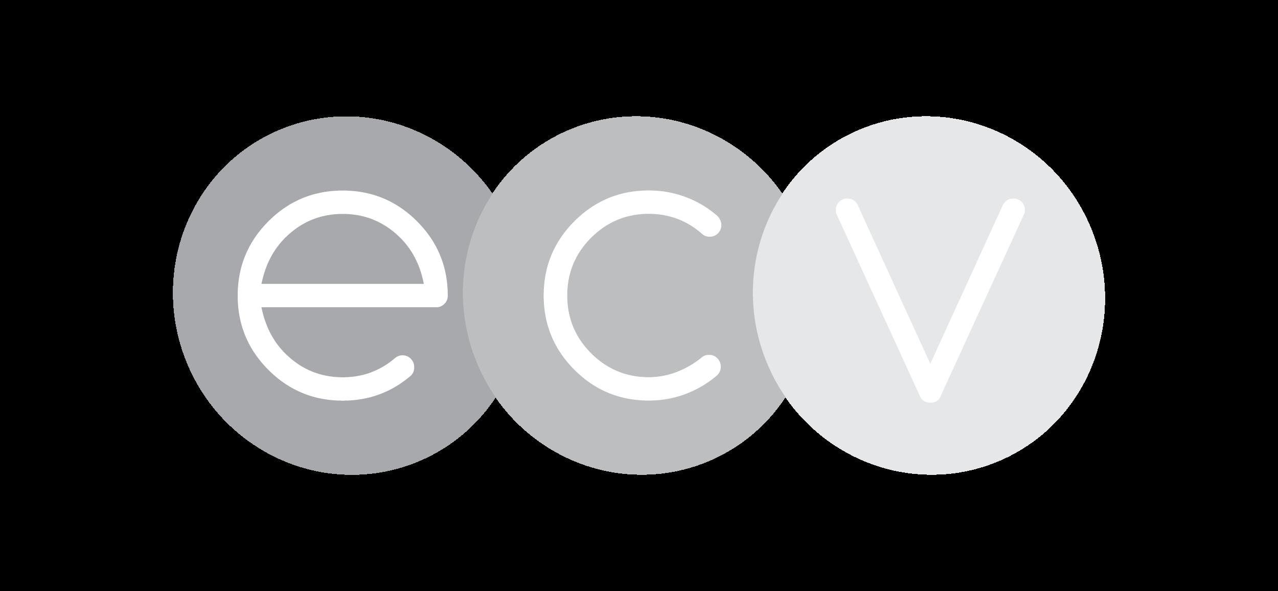 Logo de la ECV