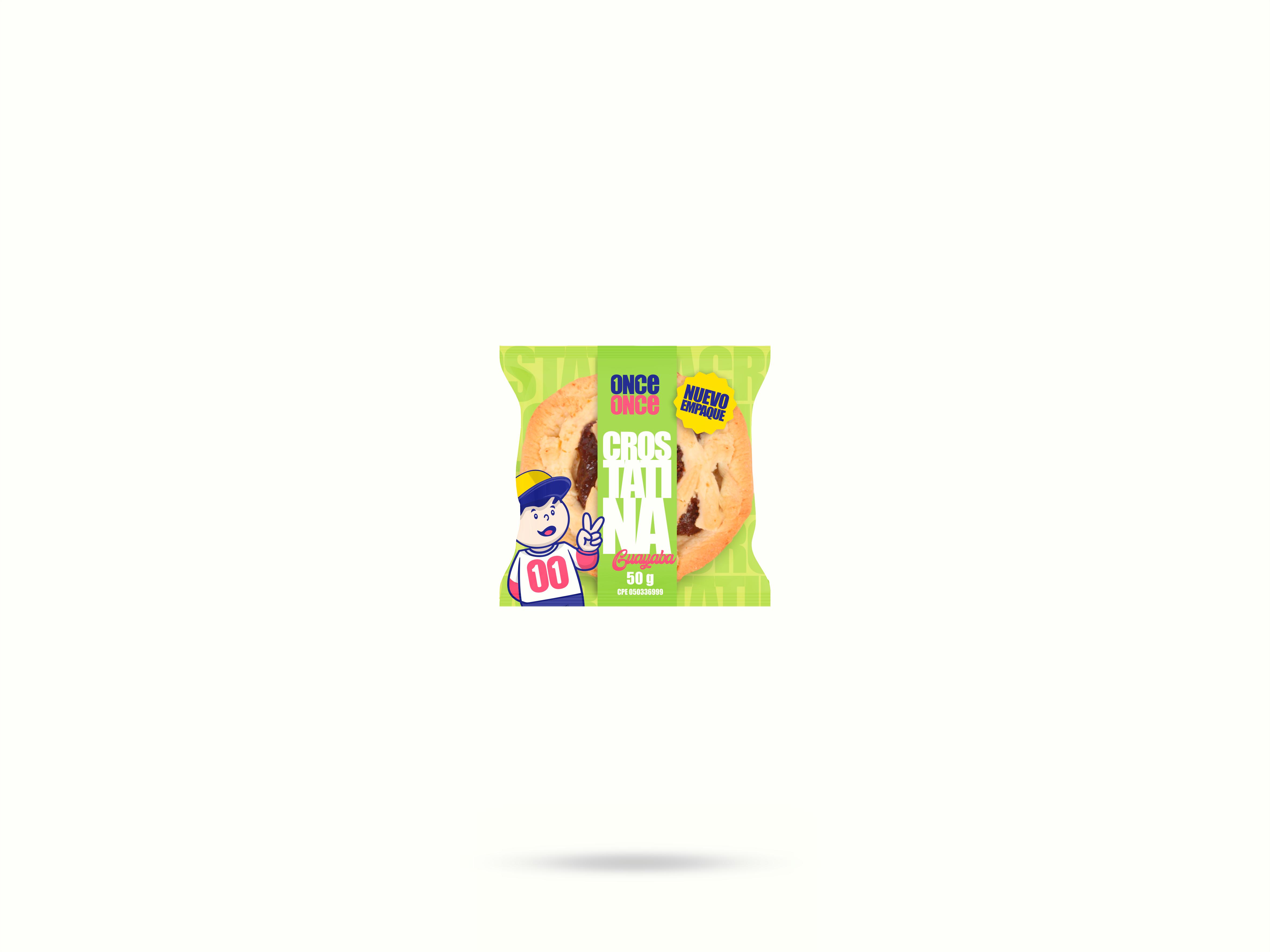 ONCE ONCE - Mockup - 01 - Crostatina de guayaba - 01
